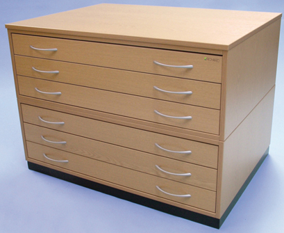 An image of A0 Plan Chest 6 Drawer