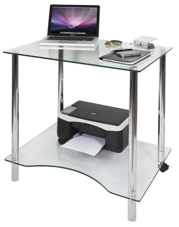 An image of  Crystal Glass Workstation