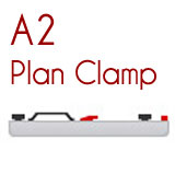 An image of Planhorse A2 Plan Clamp