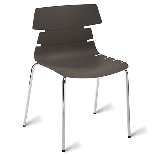 An image of Hoxton Classroom Chair - Grey
