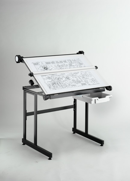 An image of A1 Evesham Lift Up Drawing Table
